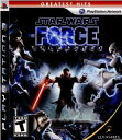 Star Wars: The Force Unleashed(スター・ウォーズ: フォース・アンリーシュド)(北米版)(BLUS-30144)(20080916)