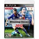 【中古】【表紙説明書なし】 PS3 ワールドサッカーウイニングイレブン 2012(WORLD SOCCER Winning Eleven 2012/ウイイレ2012)(20111006)