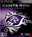 【中古】 PS3 セインツロウ ザ サード(Saints Row: The Third)(20111117)