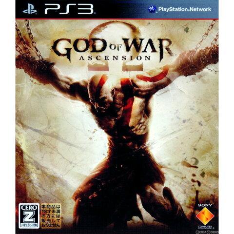 【中古】[PS3]God of War: Ascension(ゴッド・オブ・ウォー アセンション)(20130314)