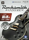 【中古】[PS3]Rocksmith 2014 (ロックスミス2014)(リアルトーンケーブル同梱版)(20131107)【RCP】