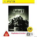 【中古】 PS3 Fallout 3(フォールアウト3) PlayStation3 the Best(BLJS-50012)(20091126)
