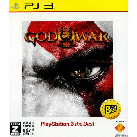 【中古】[PS3]GOD OF WAR III(ゴッドオブウォー3) PlayStation3 the Best(BCJS-75001)(20110421)
