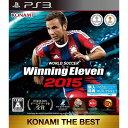 【中古】 PS3 ワールドサッカーウイニングイレブン2015(ウイイレ2015) KONAMI THE BEST(BLJM-61291)(20150611)