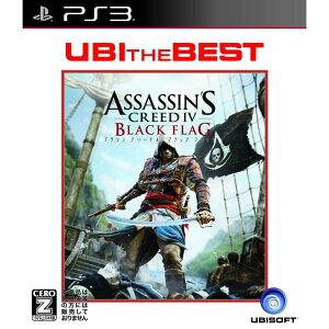 【中古】[PS3]ユービーアイ・ザ・ベスト アサシン クリード4 ブラック フラッグ(Assassin's Creed 4 BLACK FLAG)(BLJM-61273)(20150625)