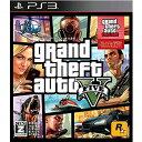 【中古】 PS3 Grand Theft Auto V(グランド セフト オート5)(再廉価版)(BLJM-61304)(20151008)