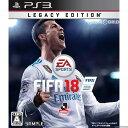 【最大ポイント10倍! 11月25日10時スタート!】【中古】[PS3]FIFA 18 Legacy Edition(レガシーエディション)(20170929)