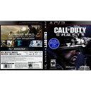 【中古】【表紙説明書なし】[PS3]Call of Duty...