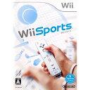 【中古】[Wii]Wii Sports(Wiiスポーツ)(20061202)【RCP】