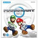 【中古】[表紙説明書なし][Wii]マリオカートWii(Wiiハンドル同梱)【RCP】