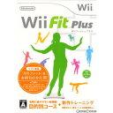 【中古】[Wii]Wiiフィット プラス ソフト単品版(20091001)