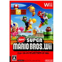 【中古】[表紙説明書なし][Wii]New(ニュー) スーパーマリオブラザーズ Wii(20091203)【RCP】