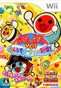 【中古】[Wii]太鼓の達人Wii みんなでパーティ☆3代目! 太鼓とバチ同梱版(20101202)【RCP】