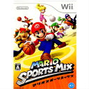 【中古】[Wii]MARIO SPORTS MIX(マリオスポーツミックス)(20101125)【RCP】