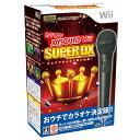 【中古】[Wii]カラオケJOYSOUND Wii SUPER DX ひとりでみんなで歌い放題! マイクDXセット(限定版)(20101209)【RCP】