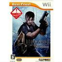 【中古】 Wii biohazard4 Wii edition Best Price (バイオハザード4 Wii エディション ベスト プライス)(4976219025447)(20080529)