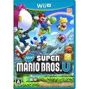 【中古】[表紙説明書なし][WiiU]New スーパーマリオブラザーズU(20121208)【RCP】