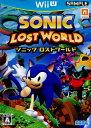 【中古】[WiiU]ソニック ロスト ワールド(SONIC LOST WORLD)(20131024)【RCP】
