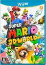 【中古】 WiiU スーパーマリオ 3Dワールド(20131121)