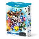 【中古】[WiiU]大乱闘スマッシュブラザーズ for Wii U ゲームキューブコントローラ接続タップセット(20141206)【RCP】