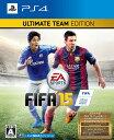 【中古】[表紙説明書なし][PS4]FIFA 15 ULTIMATE TEAM EDITION 限定版(20141009)【RCP】