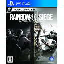 【新品即納】[PS4]トムクランシーズ レインボーシックス シージ(Tom Clancy's Rainbow Six Siege)(20151210)