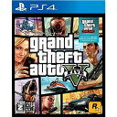 【中古】 PS4 Grand Theft Auto V(グランド セフト オート5)(廉価版)(PLJM-84031)(20151008)