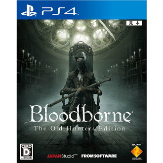 [PS4] 血源性老猎人版 (血源性的老猎人版) 标准版 (20151203)-
