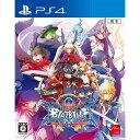 【新品即納】[PS4]早期購入特典付(Es(エス)DLコード) BLAZBLUE CENTRALFI