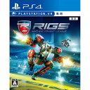 【中古】[PS4]RIGS Machine Combat League(リグス マシン・コンバット・リーグ) ※PSVR専用(20161013)【RCP】