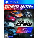 【中古】[PS4]The Crew Ultimate Edition(ザ クルー アルティメットエディション) オンライン専用(20161201)