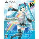 【中古】 PS4 初音ミク Project DIVA Future Tone(プロジェクトディーヴァ フューチャートーン) DX メモリアルパック(限定版)(20171122)