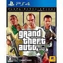 【中古】 PS4 グランド セフト オートV:プレミアム オンライン エディション(Grand Theft Auto V: Premium Online Edition)(20180614)