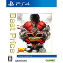【中古】[PS4]ストリートファイターV(STREET FIGHTER 5) Best Price(PLJM-16391)(20190328)