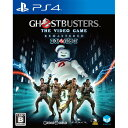 【新品即納】[PS4]Ghostbusters: The Video Game Remastered(ゴーストバスターズ ザ ビデオゲーム リマスター)(20191212)