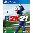 【新品】【お取り寄せ】[PS4]ゴルフ PGAツアー 2K21(20200821)