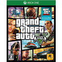 【中古】 XboxOne グランド セフト オートV(Grand Theft Auto 5)(新価格版)(TL9-00001)(20151008)