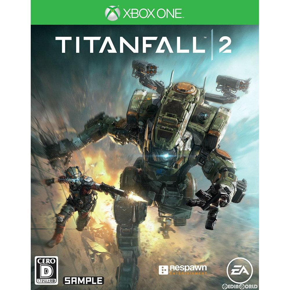 中古[XboxOne]タイタンフォール2(Titanfall2)(20161028)