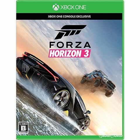中古[XboxOne]ForzaHorizon3(フォルツァホライゾン3)通常版(20160929)