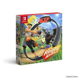 【予約前日発送】[Switch]<strong>リングフィット</strong> <strong>アドベンチャー</strong>(Ring Fit Adventure)(20191018)