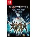 【新品即納】[Switch]Ghostbusters: The Video Game Remastered(ゴーストバスターズ ザ ビデオゲーム リマスター)(20191212)