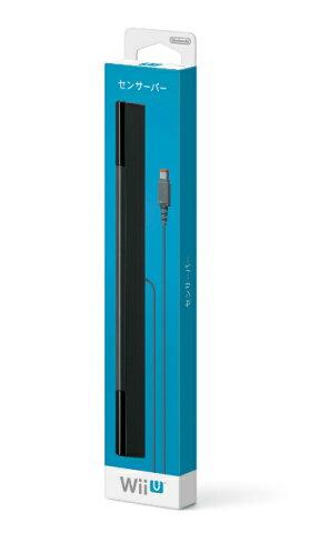 【中古】[ACC][WiiU]センサーバー (クロ/黒/Kuro)(Wii/Wii U用)任天堂(RVL-A-SB/RVL-014)(20121208)