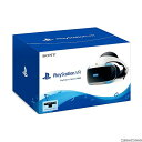 【中古】[ACC][PS4]PlayStation VR PlayStation Camera同梱版(プレイステーションVR/PSVR カメラ同梱版)SIE(CUHJ-16001)(20161013)