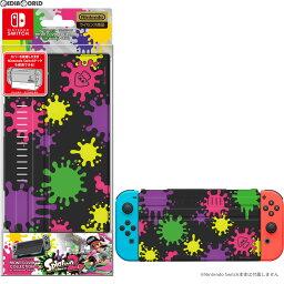 【新品即納】[ACC][Switch]FRONT COVER COLLECTION for Nintendo Switch Splatoon2 Type-A(スイッチ フロントカバー スプラトゥーン2) キーズファクトリー(CFC-001-1)(20170721)【RCP】