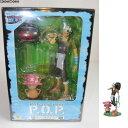 【中古】[FIG]P.O.P Portrait.Of.Pirates ウソップ&チョッパー ワンピースシリーズ2 フィギュア メガハウス(20041031)