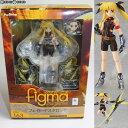 【中古】[未開封][FIG]figma(フィグマ) 163 フェイト・テスタロッサ ソニックフォームver. 魔法少女リリカルなのは The MOVIE 2nd A's 完成品 可動フィギュア マックスファクトリー(20130201)
