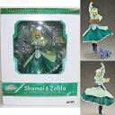 【中古】【箱難あり】[FIG]シャマル & ザフィーラ(Shamal & Zafila) 仔犬Ver. 魔法少女リリカルなのはStrikerS 1/7 完成品 フィギュア アルター(20100531)