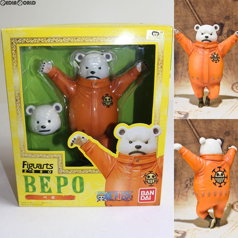 【中古】[FIG]フィギュアーツZERO ベポ ONE PIECE(ワンピース) 完成品 フィギュア バンダイ(20110723)