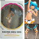 【中古】 FIG レーシングミク2015 タイVer. 初音ミクGTプロジェクト 2015 1/8 完成品 フィギュア FREEing(フリーイング)(20170831)