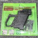 【新品即納】[MIL]SLONG Airsoft(エアソフト) G-KRISS Glock(グロック)キット XI BK(ブラック/黒)(t...